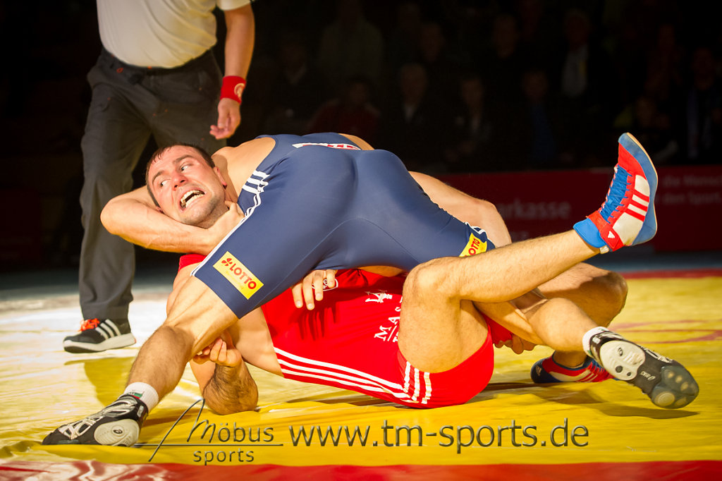 Olegk Motsalin vs. Miroslav Kirov