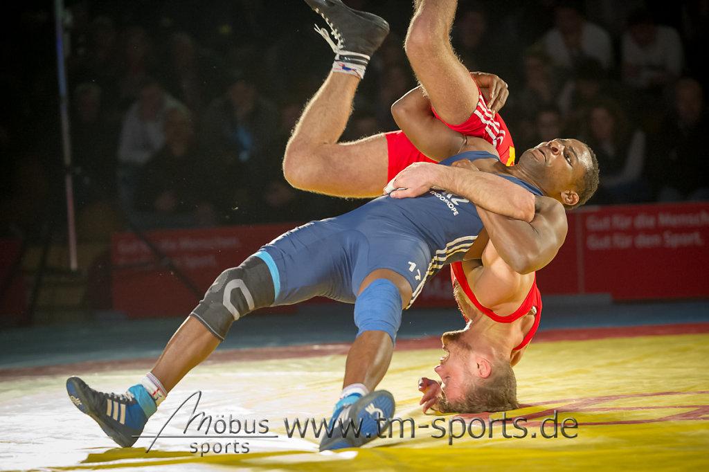 Ilir Sefaj vs. Yowlys Bonne Rodriguez
