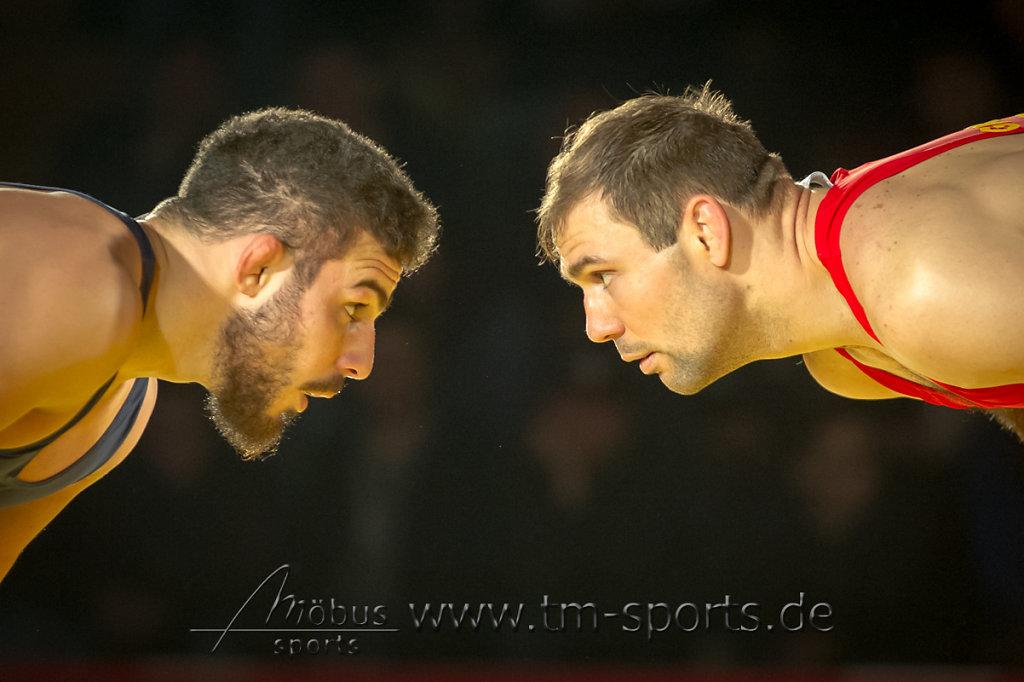 Olegk Motsalin vs. Samet Dülger