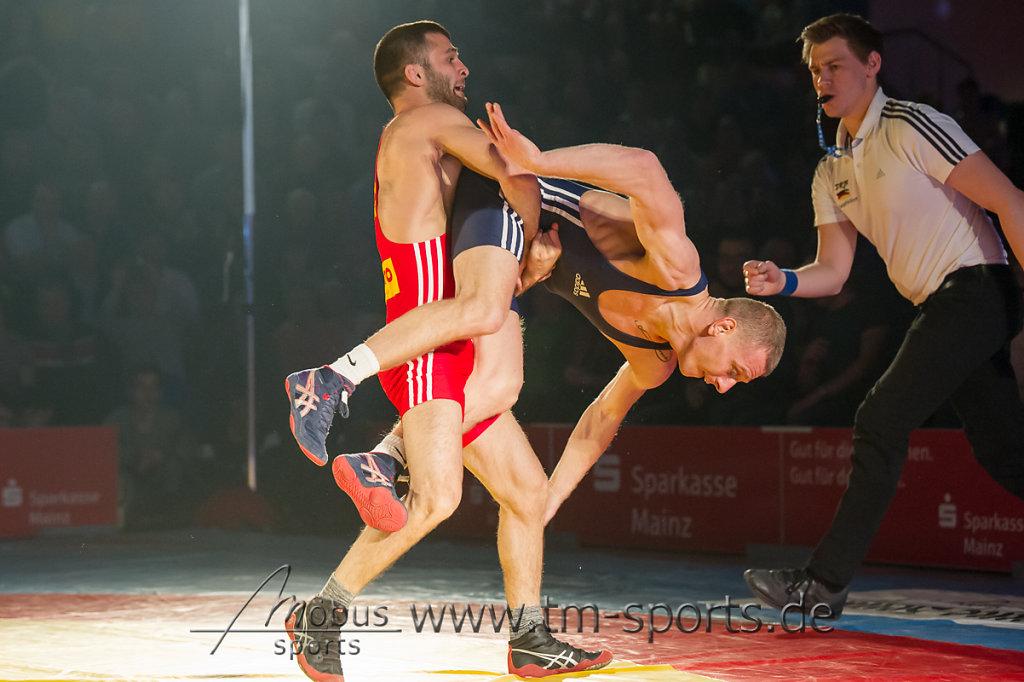 Eldeniz Azizli vs. Mariusz Los