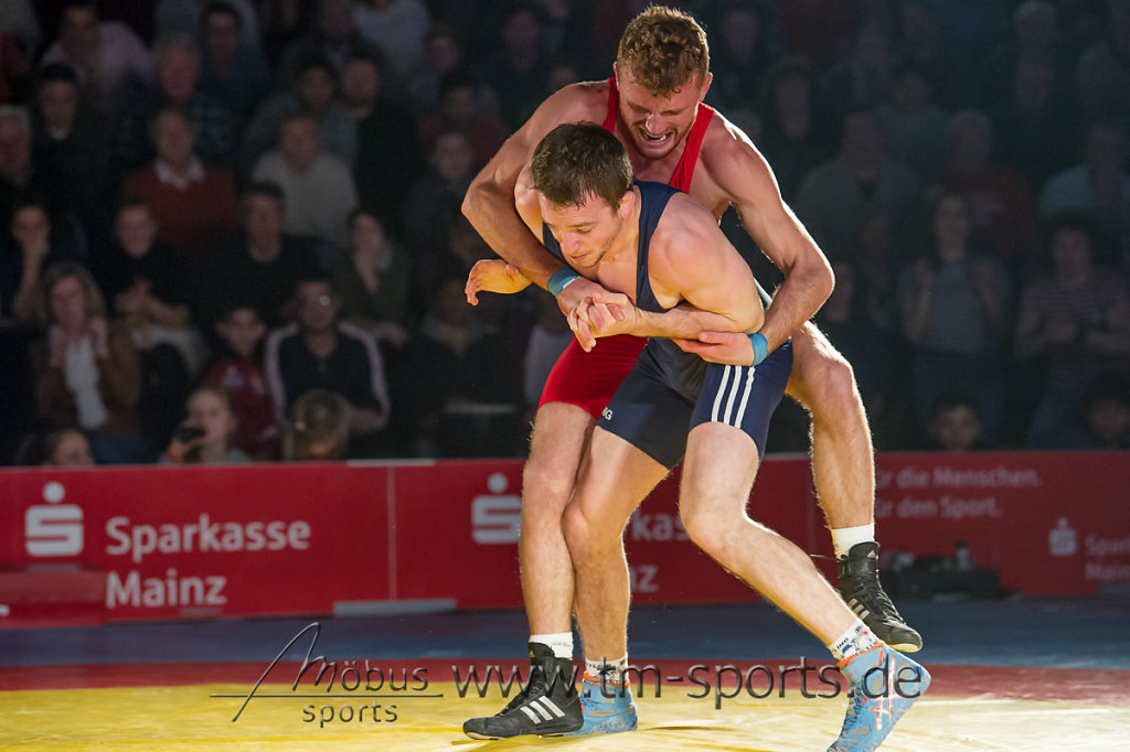 Ilir Sefai vs. Andreas Maier